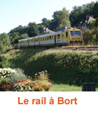 Gentiane express le train a Bort les Orgues